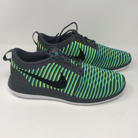 96f04c16f5af Nike Roshe Two Flyknit Running Shoes - Men